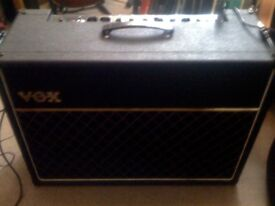 Vintage 1970s Vox AC30, solid state model amplifier (made in the UK) for sale