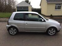 Seat Arosa 1.4 3 door Hatchback Sport