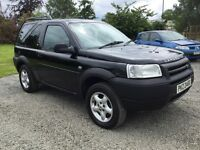 Land Rover freelander td4 great condition cookstown