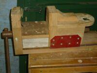 woodcarvers vice