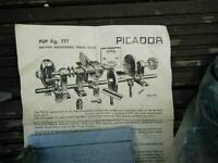 Picador Pup Model Makers Lathe