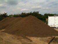 5 x Tonne Bulk Load Of 10mm Screened Top Soil £125+VAT