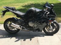 2010 BMW S1000RR - immaculate condition
