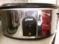 Primra Slow cooker, low high auto settings