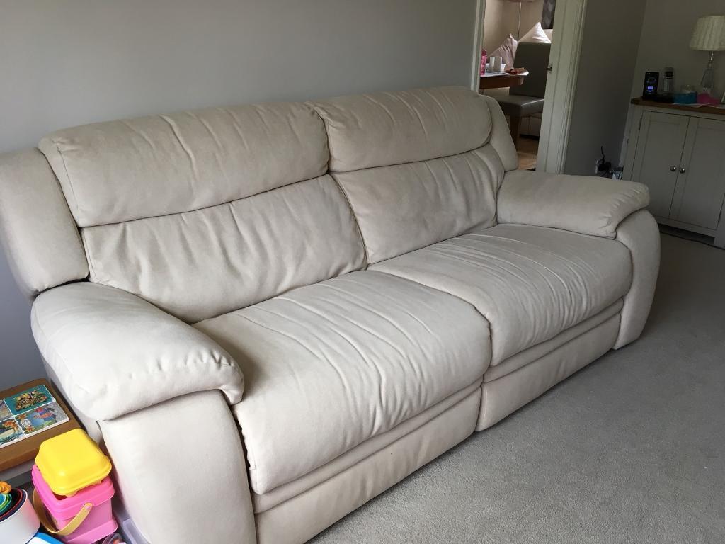Furniture Village 3 Seater Sofa In Rainham Kent Gumtree