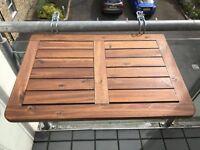 Balcony Fold Away Table