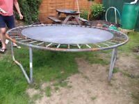 FREE - 8ft diameter trampoline