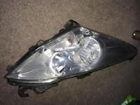 Peugeot 3008 o/s headlamps