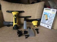 NEW***Karcher WV5 Premium 2nd Generation Window Vacuum Cleaner POWER TOOLS