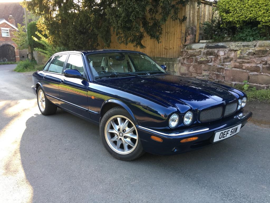 Jaguar XJ8 3.2 V8 Sport * 2002 X308 * low mileage 53000 ...