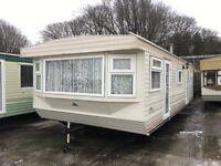 *ABI DOUBLE GLAZED STATIC CARAVAN* ABI Montrose 28x12 2 bedroom Mobile Home Willerby Pemberton BK