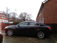 Insignia 59 reg 9 month test, tow bar, very reliable.
