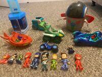 PJ Masks Toy & Character Bundle