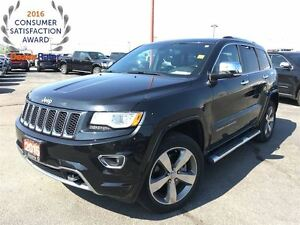 2015 Jeep Grand Cherokee OVERLAND**AIR SUSPENSION**SUNROOF**NAVI