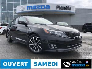 2014 Kia OPTIMA SX TURBO SX TURBO TOIT CUIR MAGS