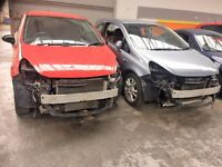 VAUXHALL CORSA BREAKING ALL PARTS FOR SALE