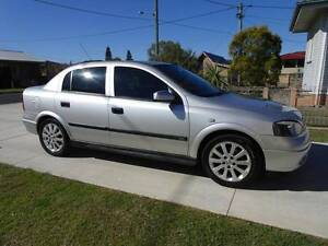 2003 Holden Astra CDX Sedan AUTO - Great first car! North Booval Ipswich City Preview