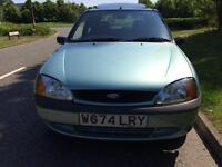 Ford Fiesta 1.3 petrol one year mot great conditions