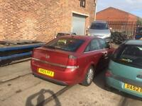 Breaking All Parts!!!!! Vauxhall Vectra 1.9 Cdti M32!