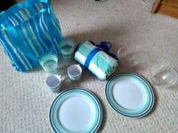 Lovely picnic set for the summer