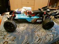 Rc buggy