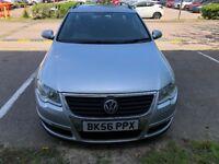 2006 Volkswagen Passat 2.0 TDI SE DSG 5dr AUTOMATIC Full Service History HPI Clear @07398035565@