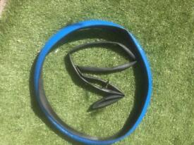 Indoor turbo training tyre and tube 26/1.35