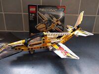 LEGO Technic Display Team Jet (42044)