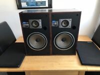 Pioneer Retro Speakers;CS-363;