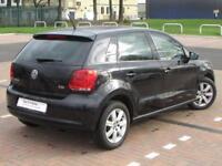 Volkswagen Polo MATCH TDI (black) 2012-02-29