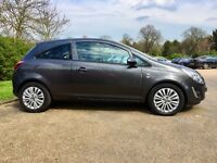 2011 Vauxhall corsa Excite... Automatic ... Low miles 29000 only ... Cleaned Grey ...Corsa Automatic