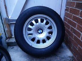** S O L D ** 1997 BMW 5 Series Style 31 Alloys (4)