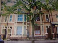 Rooms available in city Centre shared house