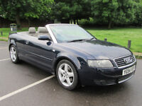 Audi A4 Cabriolet 3.0 Sport, 2004 - Great condition, great deal!