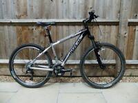Trek 4500 Mountain Bike 16inch black / silver