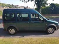 "2005 ford transit connect tourneo 1.8 td "" disabled wheelchair accessible vehicle """