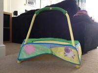 Chad Valley Baby toddler trampoline excellent as new only used indoors