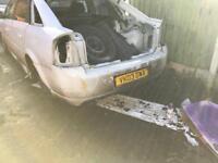 Vauxhall vectra 2.2 dti breaking
