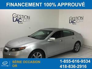 Acura Tl 3.5 Toit Ouvrant 3.5 Cuir Toit Ouvrant 2012