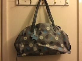 Radley Spot Oil Cloth Handbag