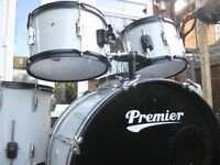 Drums - Premier Drum Kit Shell Pack - Good Sizes
