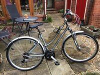 Ladies Giant Bicycle