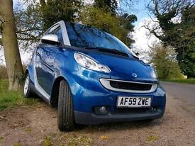 Smart fortwo passion open to offers