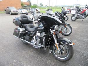 2014 Harley-Davidson FLHTK Electra Glide Ultra Limited -