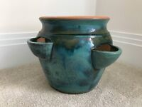 Vietnamese Herb/Strawberry Pot - NEW