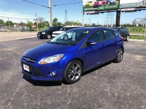 2014 Ford Focus SE- HEATED FRONT SEATS, BLUETOOTH