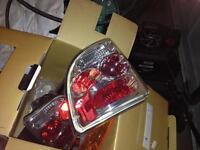 Celica tail lights chrome
