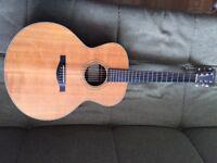 Atkin Small Jumbo Acoustic Guitar £1500