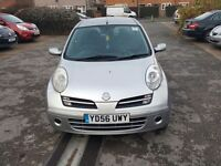 Nissan Micra 2006 Automatic less than 65 miles 1 previous female owner