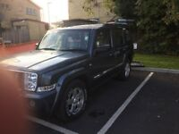 Jeep commander •engine and Gearbox working perfectly • good runner •heated seat •parking sensors